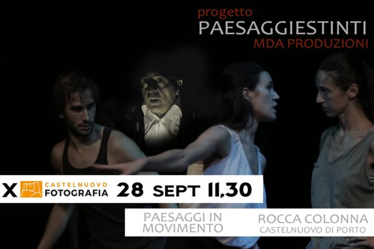 PAESAGGI ESTINTI / primo studio