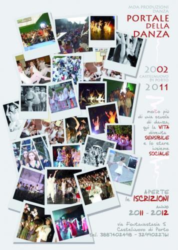 Cartolina portale rid b 2011