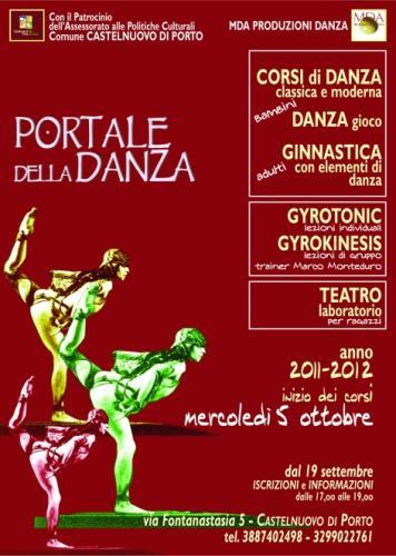 Cartolina portale ridotta  2011